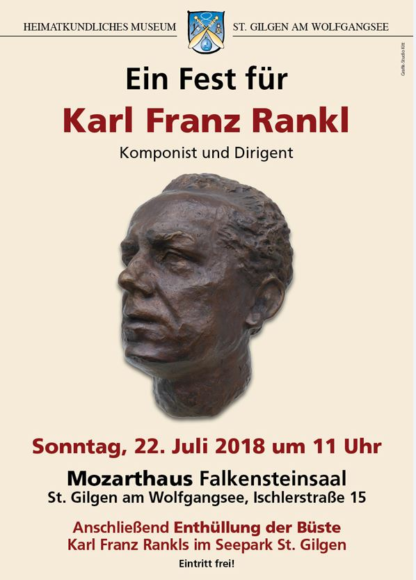 Heimatkundliches Museum St. Gilgen Veranstaltung Rankl